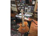 Yamaha APX700II left handed acoustic rrp £520 **can post**
