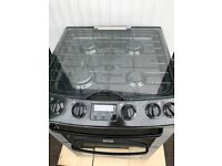 Zanussi gas cooker 60cm double gas ovens free delivery