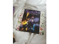 Prince album purple rain