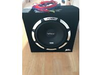 VIBE Slick SLR 12' Active Bass Subwoofer Enclosure