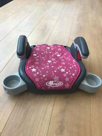 Graco kids booster seat