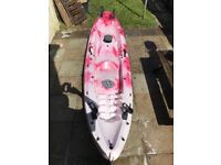Winner 2+1 Kayak