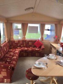 static caravan for sale in Northumberland