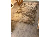 Next Rug- large shimmer rug in mink