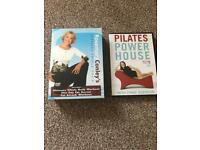Work out DVDS x4