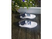 Child golf shoe size UK 2
