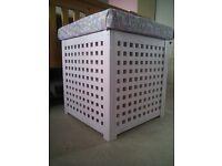 Pretty Girls Storage box (with padded seat)