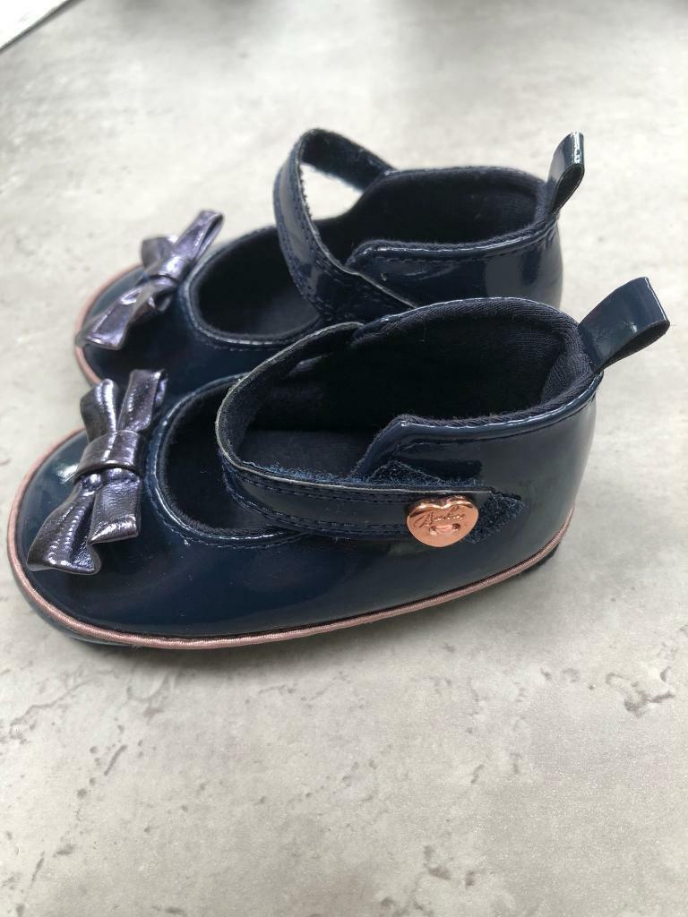 530fe5d3008430 Never worn ted baker baby girl shoes 3-6 month