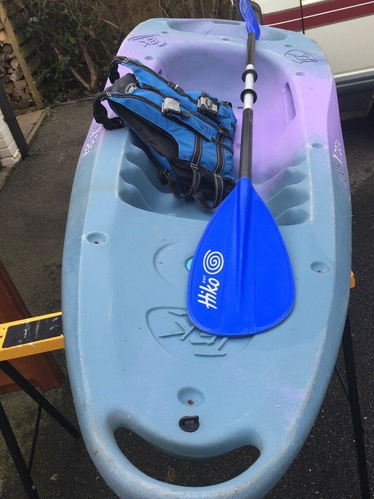 XT Sea 285 sit on kayak