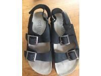 M&S Boys sandals size 2 UK- never worn