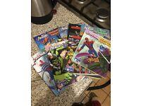 Avengers books