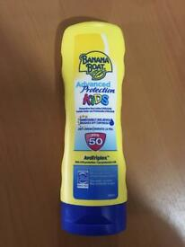 Sun Lotion SPF50 New!