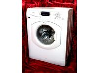 Hotpoint Ultima Super Silent Washing Machine WF860 with NEW DOOOR SEAL vgc local delivery possible