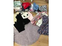 Girls clothes bundle ages 8-9 yrs