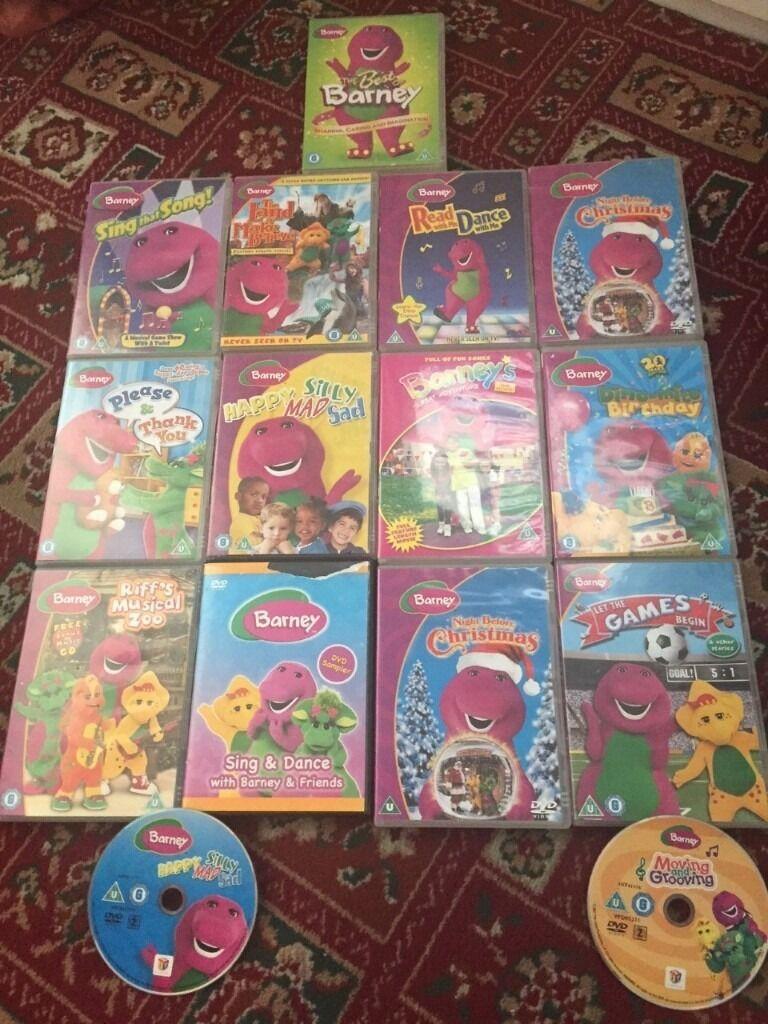 Barney song dvd : Aaa seaworld san diego