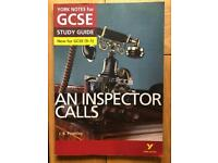 An Inspector Calls, York Notes Study Guide - New for GCSE 9-1