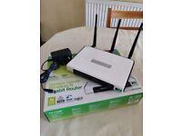 TP-Link TL-WR1043ND 300 Mbps Gigabit Wireless N Router V1