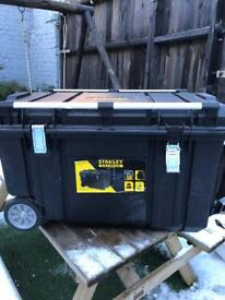 Stanley fatmax xxxl pull along Tool chest box large
