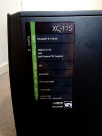 Brand New Xc-115 Acer computer