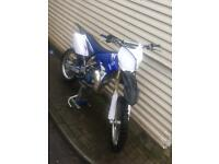 Yz 125 mint condition