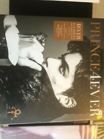 Prince 4Ever vinyl 4 disc album brand new
