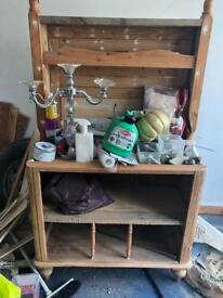 Small kitchen dresser Free to Collect