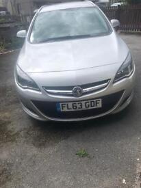 Vauxhall Astra Estate 63 plate