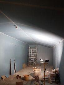 Semi retired plasterer