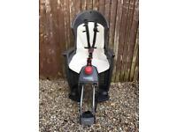 2 hamax Bike seats with frame mounts