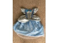 Disney Cinderella Costume - 3-4 Years