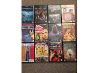 40 DVDs £15 for the lot