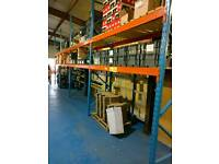 Pallet racking / shelving for sale