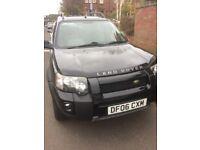 Land Rover Freelander HSE, Diesel, Auto, Black