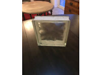 New Glass Blocks 9 inch (large quantity)