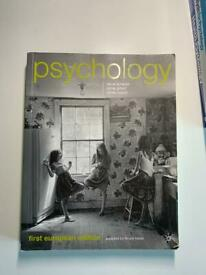 Collection of Psychology Degree Textbooks