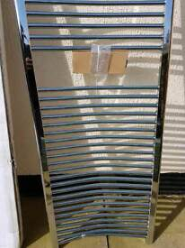 BLYSS TOWEL RADIATOR 1600 X 600MM CHROME