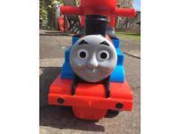 Thomas Sit and Ride