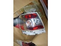 Audi A4 car lights - new with all the wires and works perfect!
