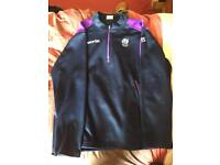 Scottish Rugby mid layer top size 2XL