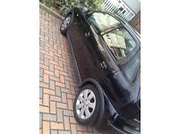 BLACK VAUXHALL CORSA FOR SALE