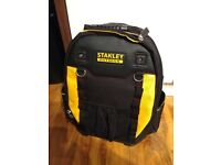 Stanley Fatmax tool bag, rucksack