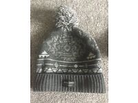 Men's Jack Jones Grey Bobble Hat