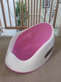 Amgelcare baby bath seat PINK