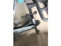 Indoor spin /cycle bike