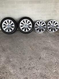 17 BMW alloys