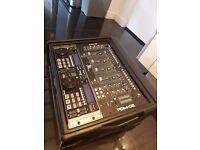 Numark cdn22, mixer and controller and cd player