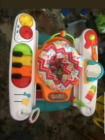 Fisher price 4in1 step and play piano