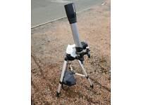 Meade sky gazing telescope