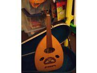 Oud Guitar & Case