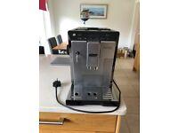 DeLonghi Eletta Plus Coffee Machine